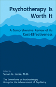 Psychotherapy Is Worth It: A Comprehensive Review of Its Cost-Effectiveness
