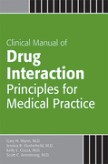 Clinical Manual of Drug Interaction Principles for Medical Practice