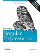 Mastering Regular Expressions