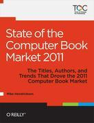 State of the Computer Book Market 2011
