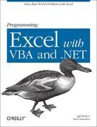 Programming Excel with VBA and .NET