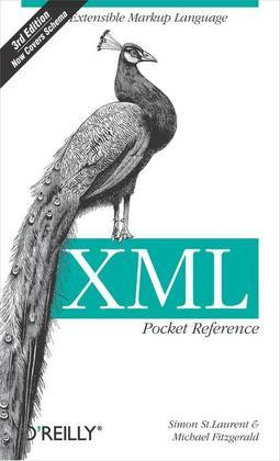 XML Pocket Reference
