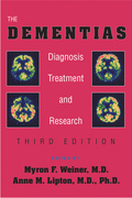 The Dementias: Diagnosis, Treatment, and Research