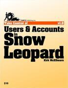 Take Control of Users & Accounts in Snow Leopard