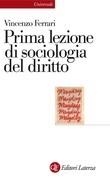 Prima lezione di sociologia del diritto