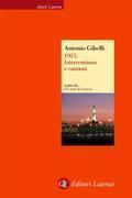 1915. Interventismo e cannoni