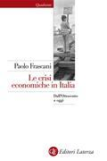 Le crisi economiche in Italia