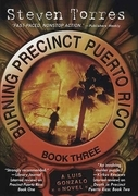 Burning Precinct Puerto Rico