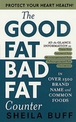 The Good Fat, Bad Fat Counter
