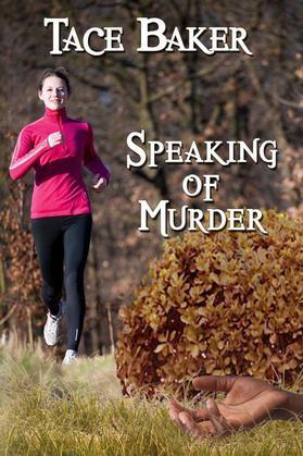 Speaking of Murder: A Lauren Rousseau Mystery (Book 1)