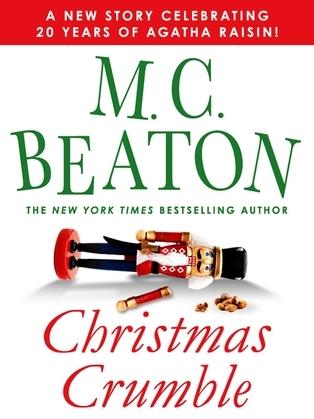 M. C. Beaton - Christmas Crumble