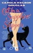 Cat in a Sapphire Slipper