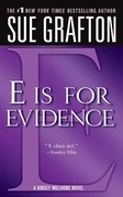 &quot;E&quot; is for Evidence
