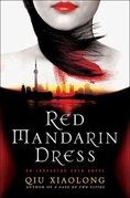 Red Mandarin Dress