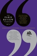 The Paris Review Interviews, IV