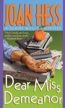 Dear Miss Demeanor