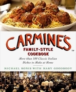 Carmine's Family-Style Cookbook