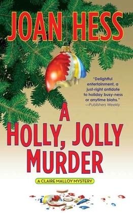 A Holly, Jolly Murder