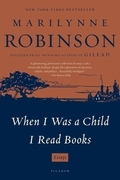 When I Was a Child I Read Books