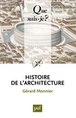Histoire de l'architecture