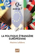 La politique trangre europenne