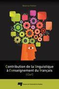 Contribution de la linguistique à l'enseignement du français