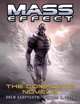 Mass Effect: The Complete Novels 4-Book Bundle: Revelation, Ascension, Retribution, Deception