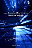 Air Transport Provision in Remoter Regions