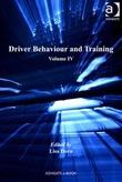 Driver Behaviour and Training: Volume IV