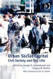 Urban Social Capital: Civil Society and City Life