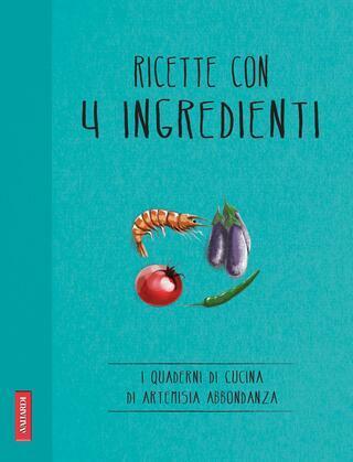 Ricette con 4 ingredienti