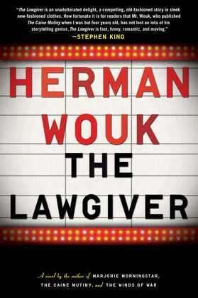 The Lawgiver: A Novel