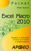 Excel macro 2010