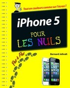 iPhone 5 Pas  pas pour les Nuls