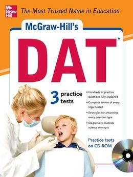 McGraw-Hill's DAT with CD-ROM