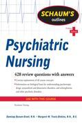 Schaum's Outline of Psychiatric Nursing