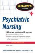 Schaum's Outline of Psychiatric Nursing
