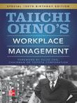 Taiichi Ohnos Workplace Management : Special 100th Birthday Edition