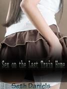 Sex on the Last Train Home: A Mature Woman, Younger Man Erotic Fantasy