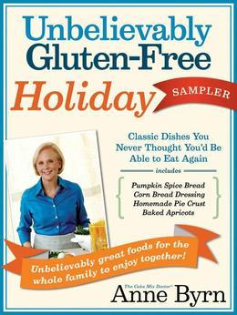 An Unbelievably Gluten-Free Holiday Sampler