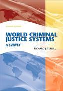 World Criminal Justice Systems: A Comparative Survey
