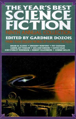 The Year's Best Science Fiction: Ninth Annual Collection