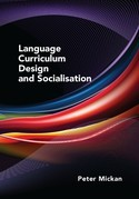 Language Curriculum Design and Socialisation