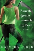 Darynda Jones - Fourth Grave Beneath My Feet