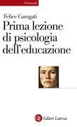 Prima lezione di psicologia dell'educazione