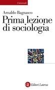 Prima lezione di sociologia