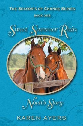 Sweet Summer Rain . . . Noah's Story : The Seasons of Change Series-Book One