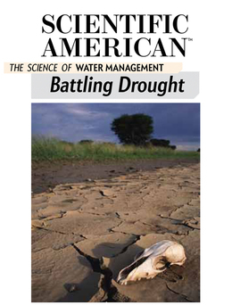 Battling Drought