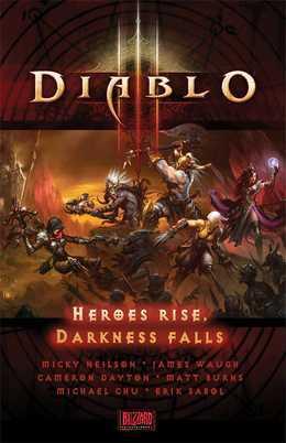 Diablo III: Heroes Rise, Darkness Falls