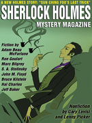 Sherlock Holmes Mystery Magazine #8